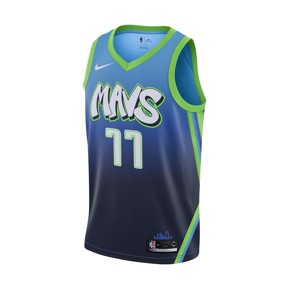 NIKE SWGMN球衣 CityEdition 獨行俠 Luka Doncic product image 1