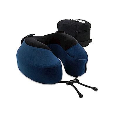 CABEAU-旅行用記憶頸枕S3-醇藍