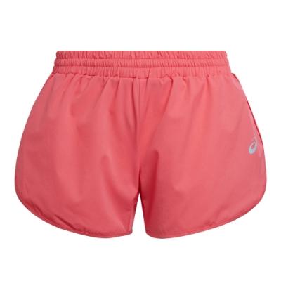 ASICS 女 LUMINOUS3.5英吋跑步短褲  2012B510-700