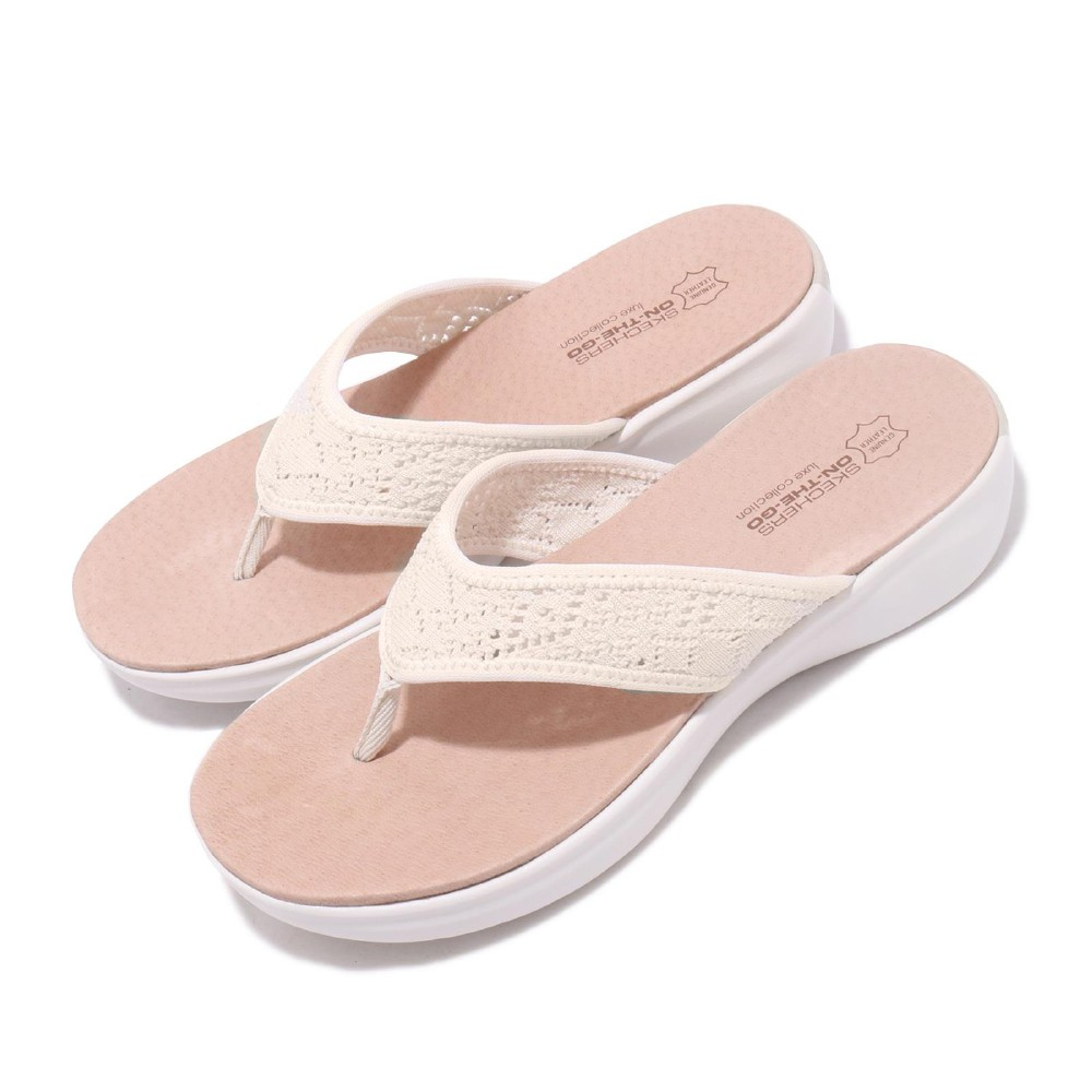 Skechers 涼拖鞋 On The Go Luxe 女鞋