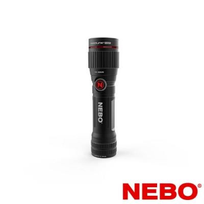 【NEBO】Redline Flex Bright Ideas 超強光6段變焦彈性供電技術手電筒