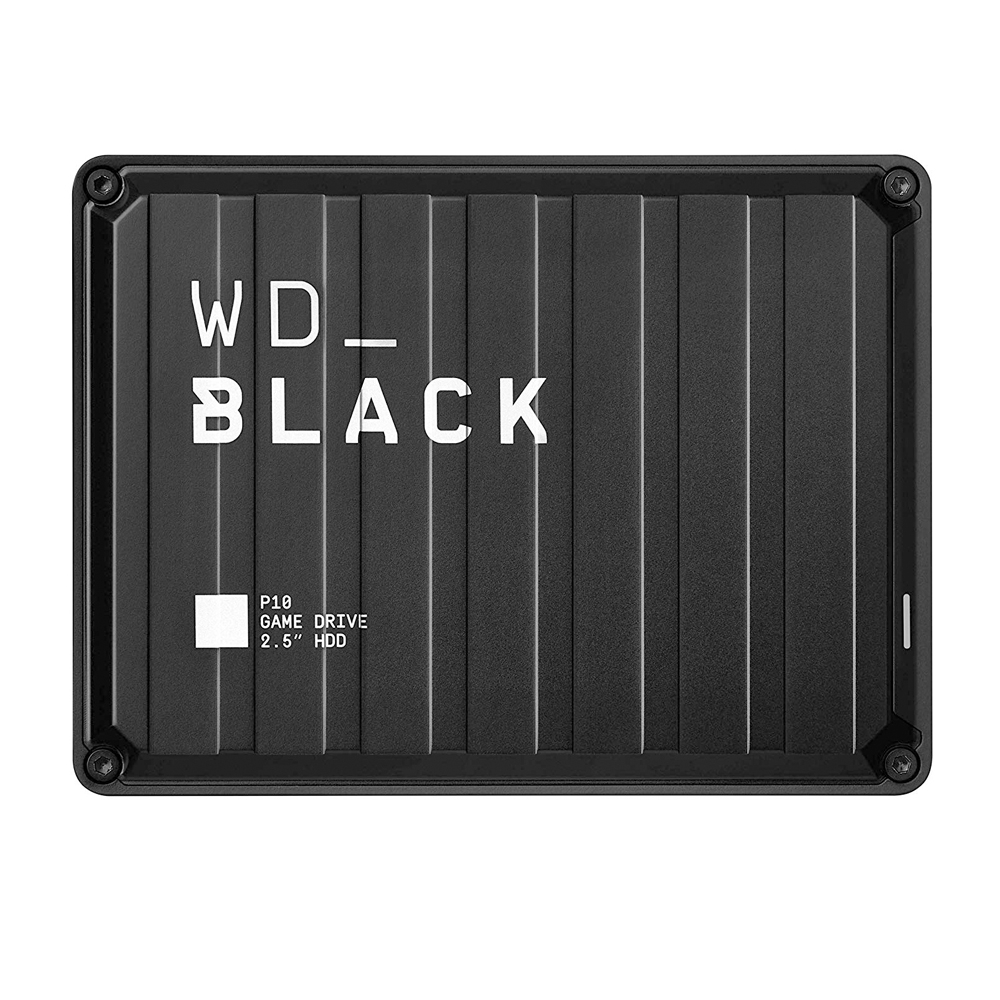 WD 黑標 P10 Game Drive 4TB 2.5吋電競行動硬碟 product image 1
