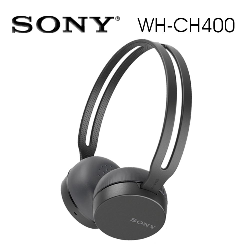SONY WH-CH400 無線藍芽 立體聲耳罩式耳機