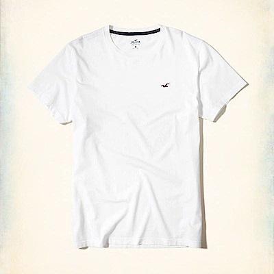 Hollister HCO  短袖 T恤 白色 0893