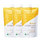 【mammyshop 媽咪小站】 奶瓶蔬果洗潔液補充包(600mlx3入組)