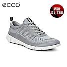 ECCO INTRINSIC 1 都市輕量步行運動鞋 女 灰