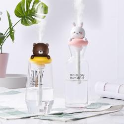 萌趣動物造型 迷你加濕器