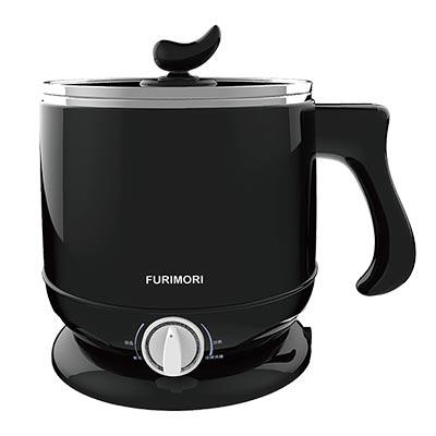 FURIMORI雙層隔熱不鏽鋼美食鍋FU-Q220(附蒸籠*1個)