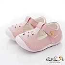 雨傘牌 護趾軟軟學步鞋款 EI93251粉紅(寶寶段)