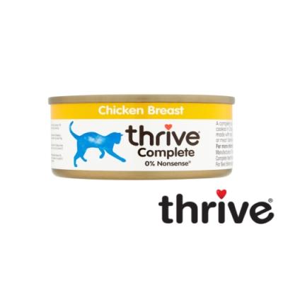 Thrive 脆樂芙 經典貓罐一箱12入 湯罐 低脂 純肉 不加膠 補充水份 貓罐