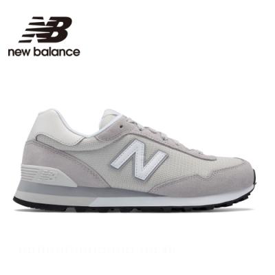 【New Balance】復古運動鞋_女性_淺灰_WL515STF-B楦