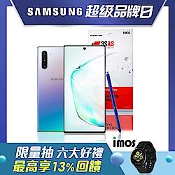 iMos 3H3SAS Samsung Note 10(正面)超抗非