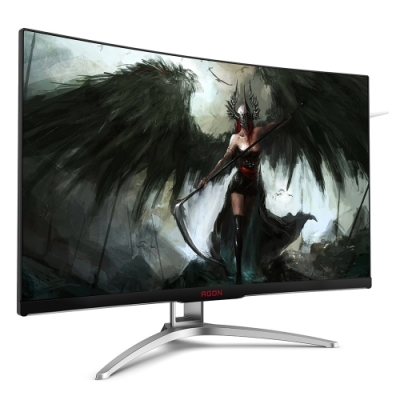 AOC AGON AG322FCX1 32型曲面電競螢幕 支援freesync 144Hz 1ms HDMI