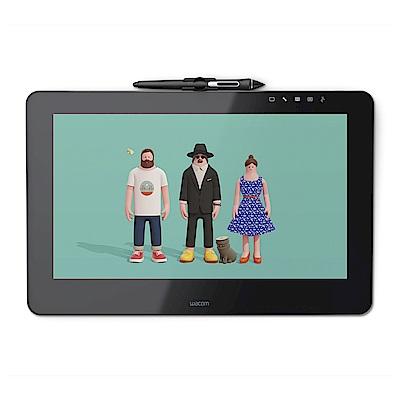 (福利品)Wacom Cintiq Pro 16HD touch 專業液晶感壓觸控繪圖板