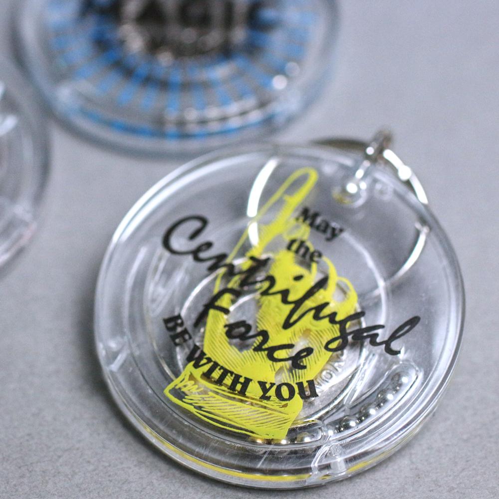 賽先生科學 錢幣逃脫鑰匙圈(三色)