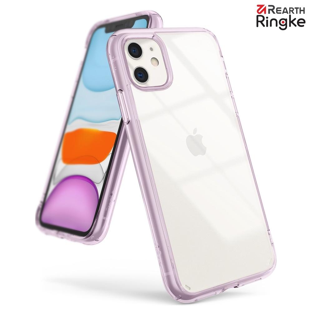 【Ringke】iPhone 11 [Fusion] 透明背蓋防撞手機殼