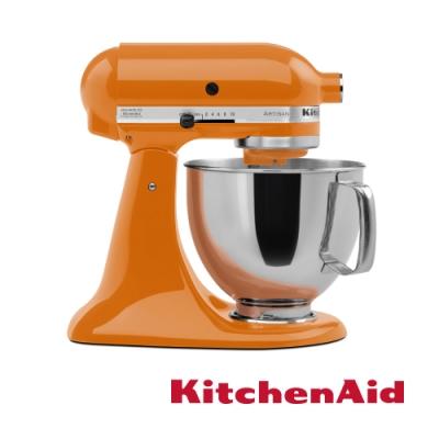 KitchenAid 桌上型攪拌機(抬頭型)5Q(4.8L)南瓜橘