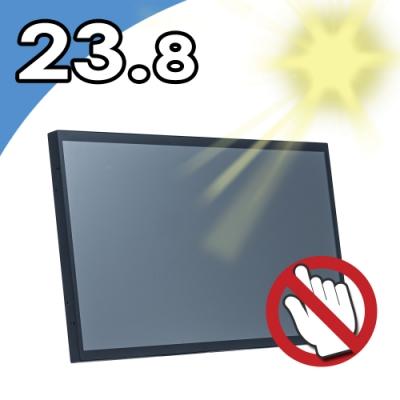Nextech P系列 23.8吋 室外型 工控螢幕(無觸控 /高亮度)