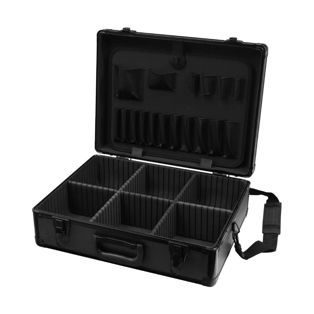 TRENY 鋁合金工具箱 黑款