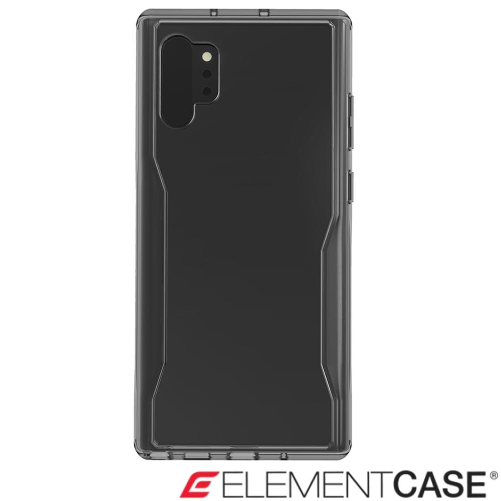 美國ELEMENTCASE Note10+(6.8吋)Soul頂級自我修復軍規防摔殼-透明