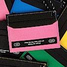 BNTP Today 個性色塊票卡夾-俏皮粉