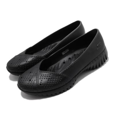 Skechers 休閒鞋 Go Walk Smart 水鞋 女鞋 雨天必備 好穿脫 快速排水 易清理 黑 111117BBK