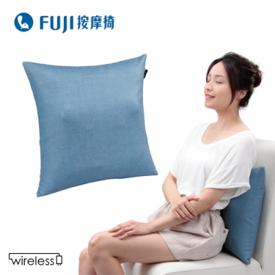 FUJI按摩椅 無線溫揉抱枕 FG-550