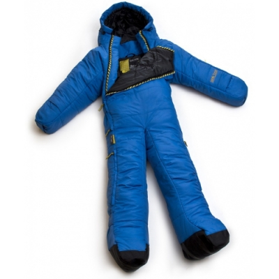 Selk Bag 神客睡袋人 4G Original 化纖保暖睡袋 天空藍 9°C