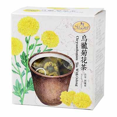曼寧 台灣花茶-烏龍菊花茶(1.5gx15包)