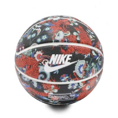 Nike 籃球 Nike Global EXPL 是內外場地 滿版圖案 圖騰 勾勾 彩 N100182590807