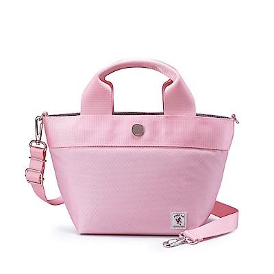 PORTER - 繽紛好感PARROT輕巧兩用手提包 - 粉紅