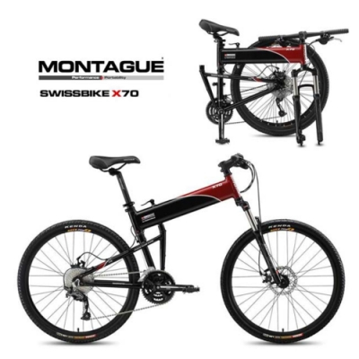 Montague SWISSBIKE X70 30段變速登山車