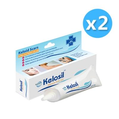 [時時樂限定]Kelosil 疤痕凝膠(10gx2入組)