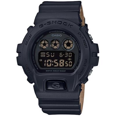 G-SHOCK經典6900系列霧面運動腕錶 (DW-6900LU-1)