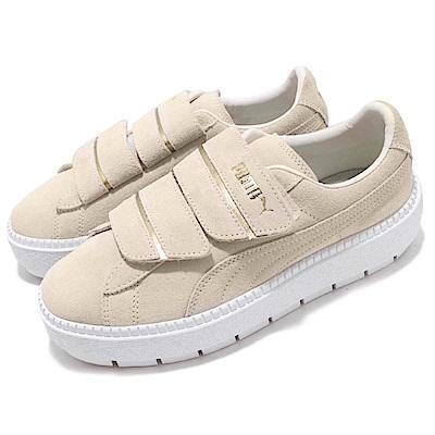 Puma 休閒鞋 Platform Trace Strap 女鞋