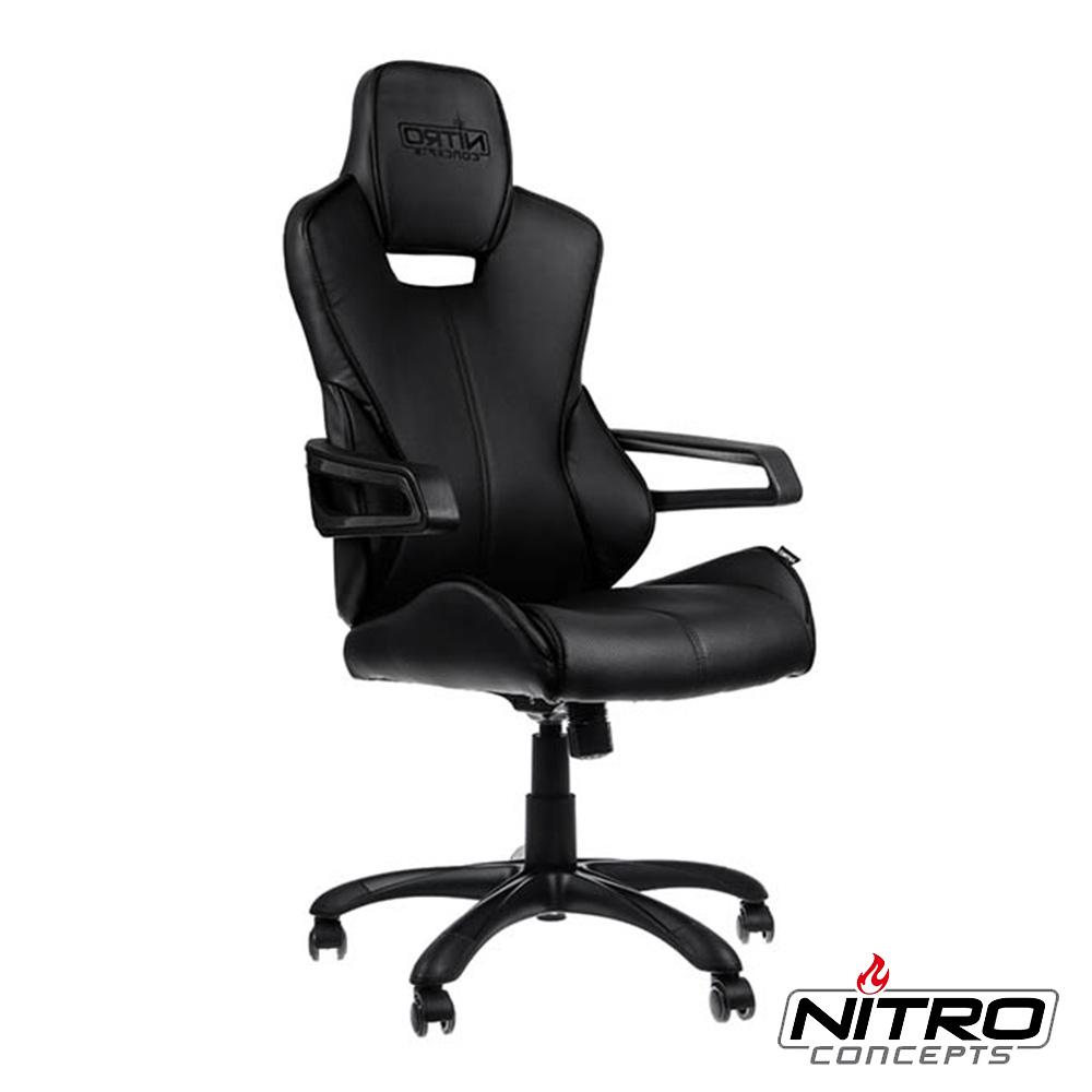 Nitro Concepts E200 Race 辦公電腦椅(多色可選)