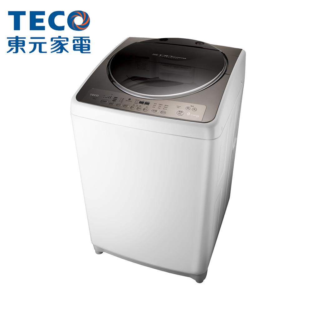 TECO東元 15KG 變頻直立式洗衣機 W1598TXW
