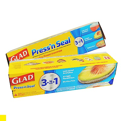 GLAD Press'n Seal 強力保鮮膜(快)