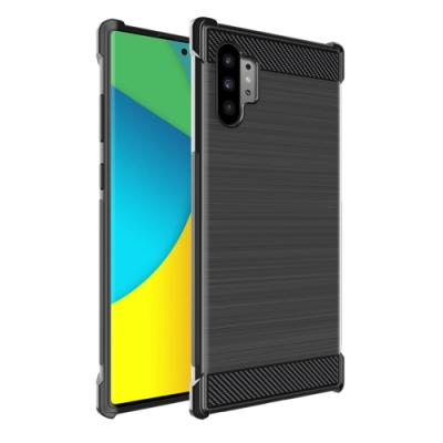 Imak SAMSUNG Galaxy Note 10+ Vega 碳纖維紋套