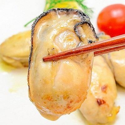 馬姐漁舖 頂級巨大日本廣島牡蠣10顆入