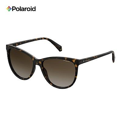 Polaroid PLD 4066/S-簡約百搭太陽眼鏡 棕色