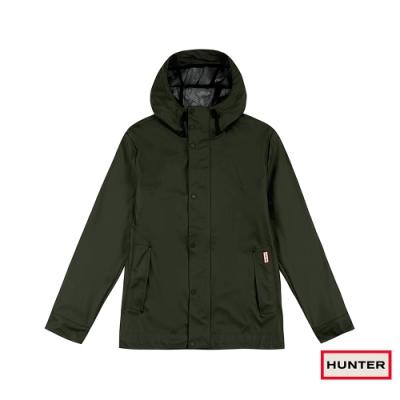 HUNTER - 男裝 - 輕量橡膠夾克 - 深綠