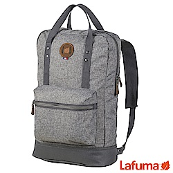 LAFUMA-女LORIGINAL 15L 拉鍊休閒後背包-灰