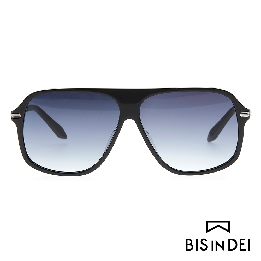 BIS IN DEI 韓流款太陽眼鏡-黑