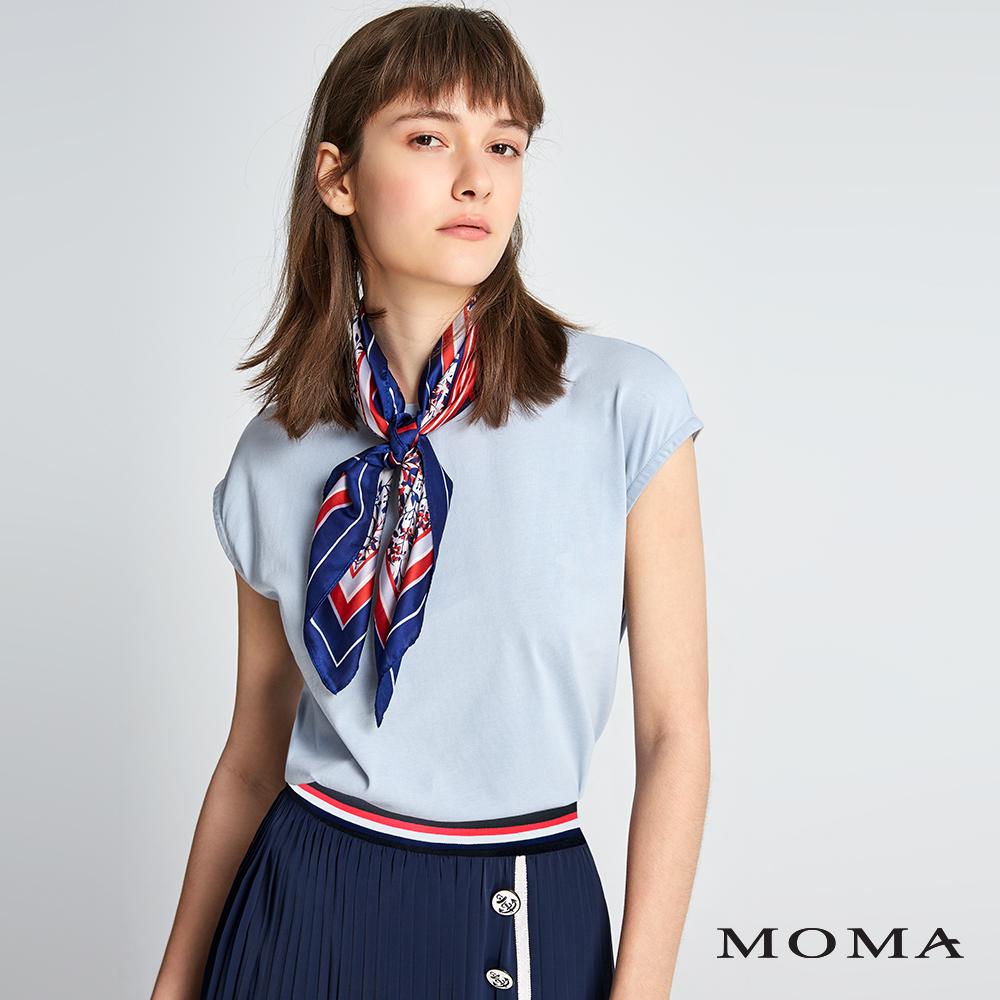MOMA 寬版無袖上衣