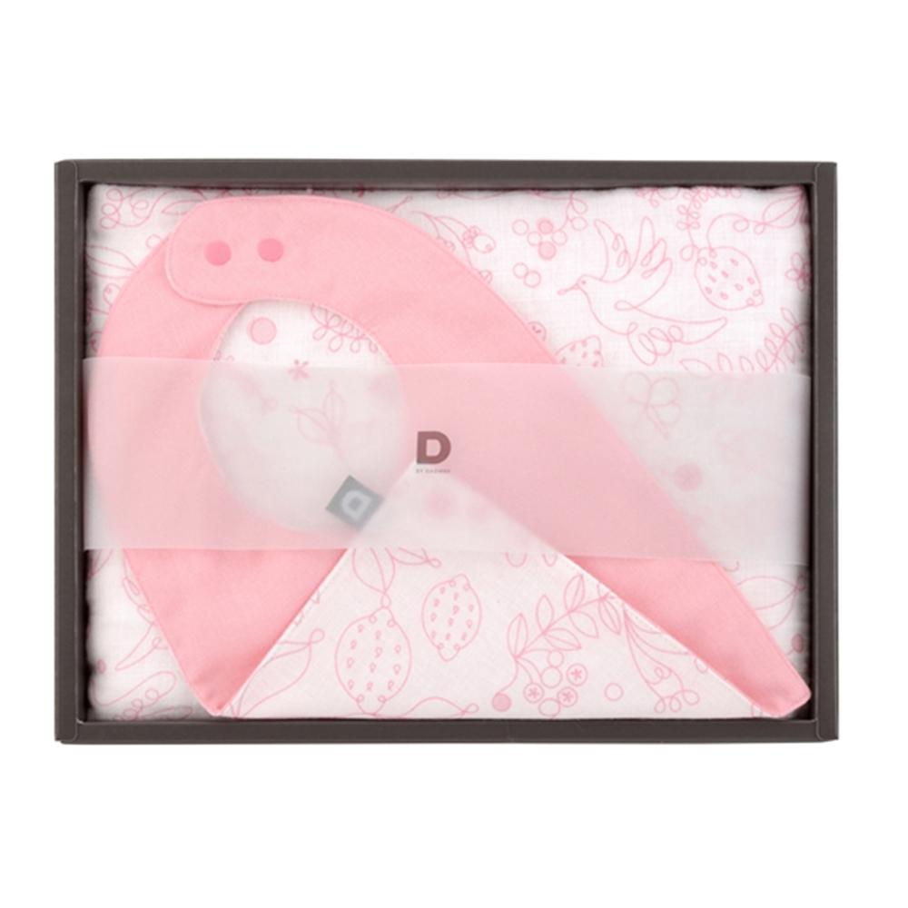 D BY DADWAY_ 經典禮盒 / 粉紅小蜂鳥