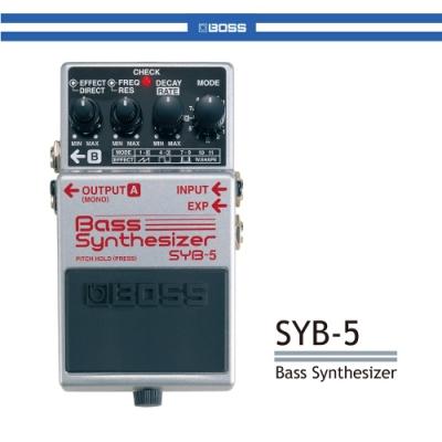BOSS SYB-5 貝斯合成器