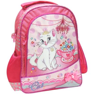 【MAXPERO】皇冠貓咪17.5吋 後背書包 / 兒童背包 / 後背包