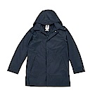 Timberland 男款深藍色長款風衣外套 | A1LVJ433