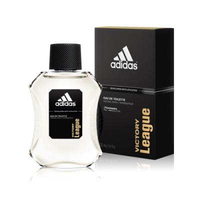 Adidas 愛迪達 卓越自信男性淡香水100ml